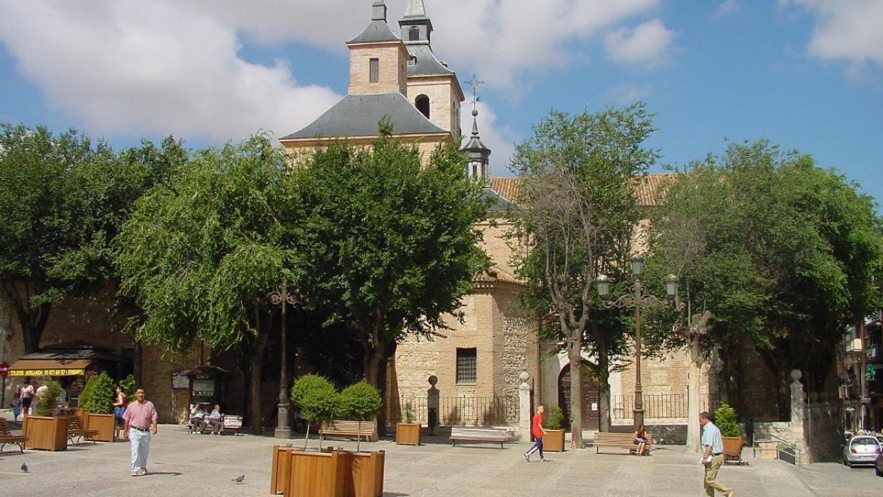 Logo de Plaza de la Constitución de Arganda del Rey