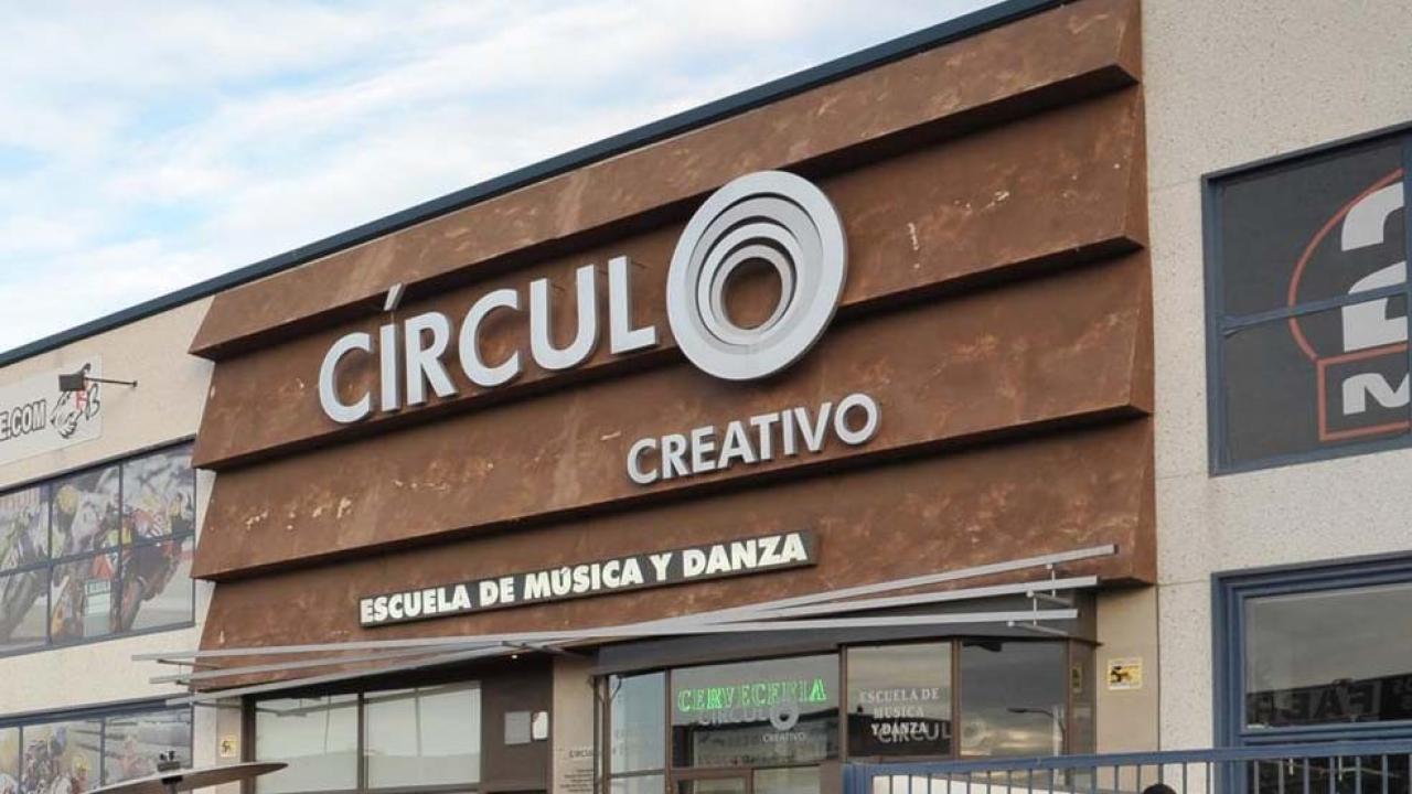 Logo de Circulo Creativo - Escuela, cafetería y sala de conciertos
