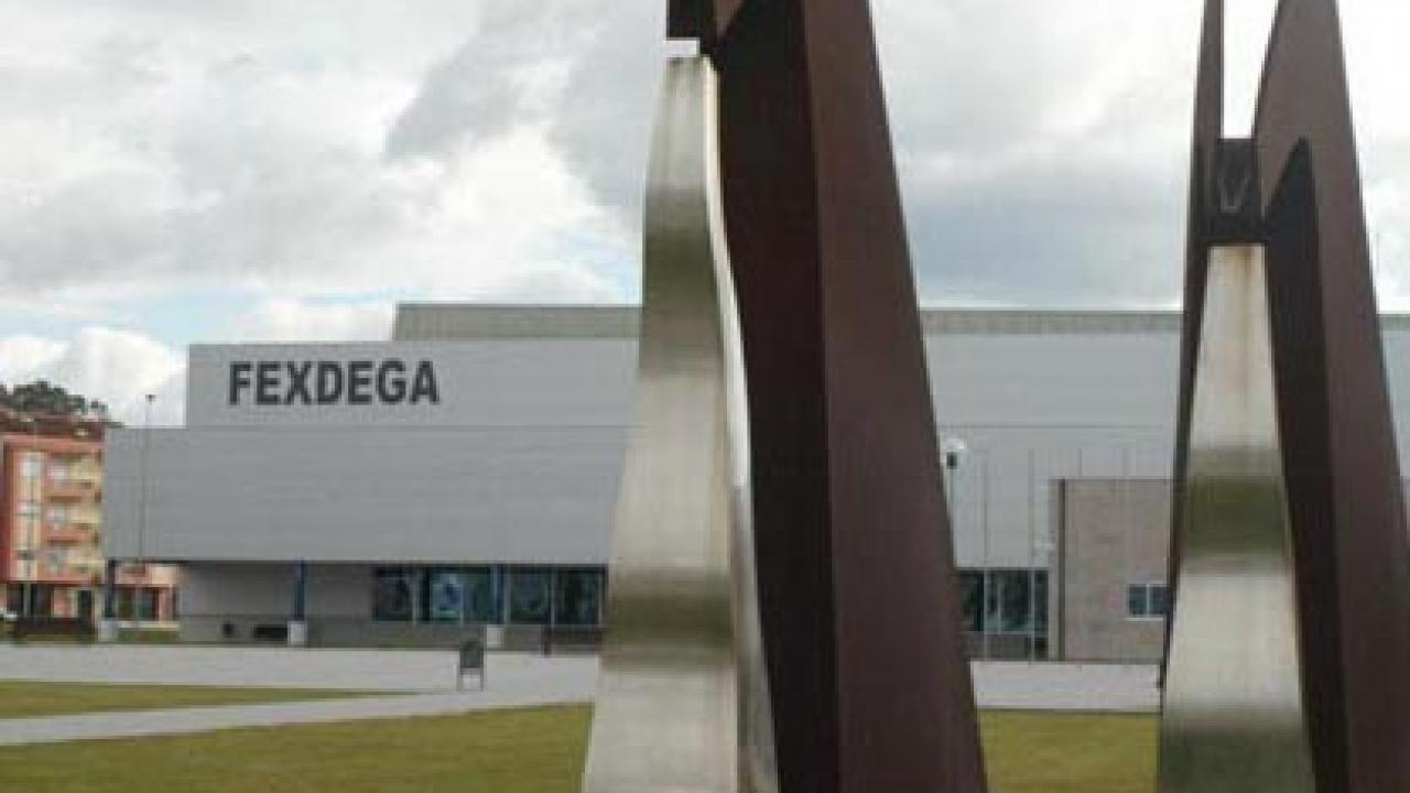 Logo de Recinto ferial Fexdega