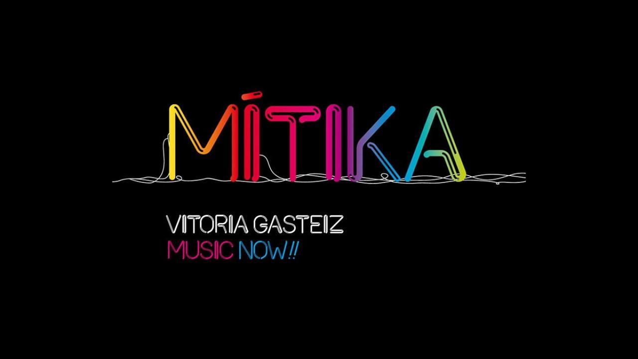 Logo de Discoteca Mítika (CC Dendaraba)