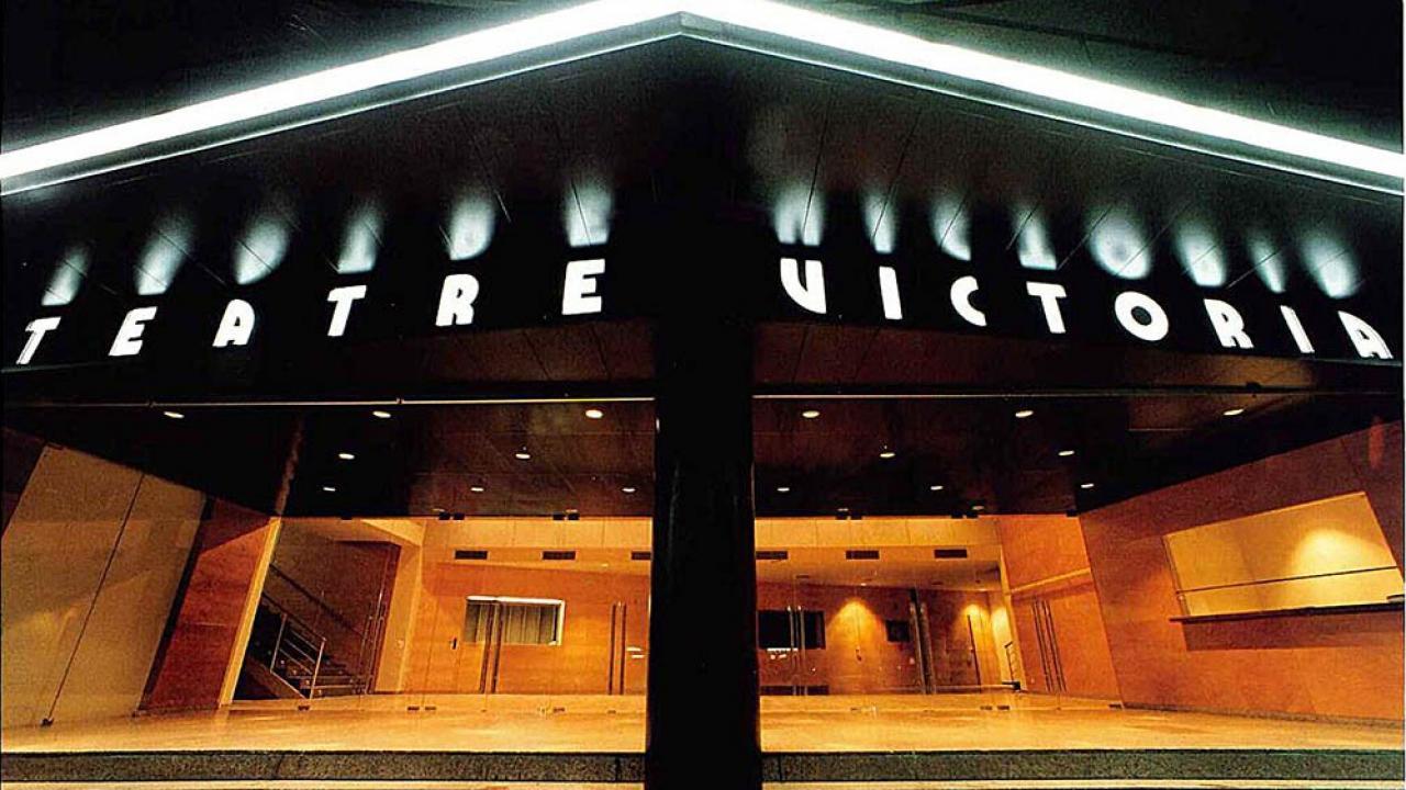 Logo de Teatre Victòria de Barcelona