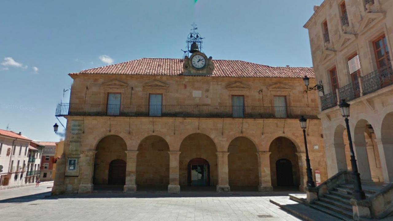 Logo de C.C. Palacio de La Audiencia de Soria