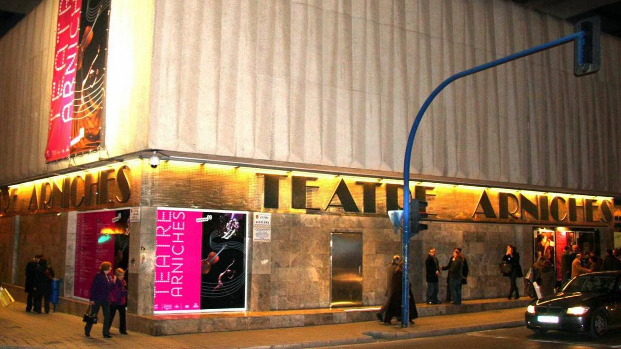 Logo de Teatro Arniches de Alicante