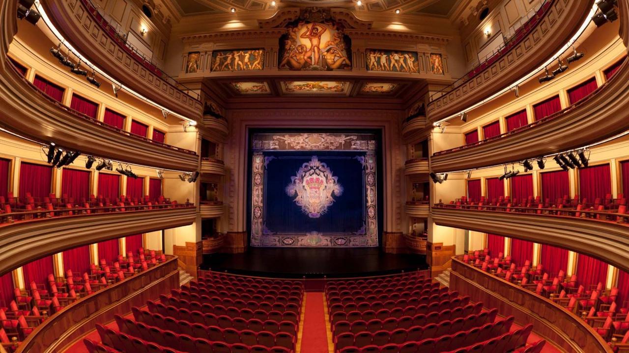 Logo de Teatro Pérez Galdós de Las Palmas
