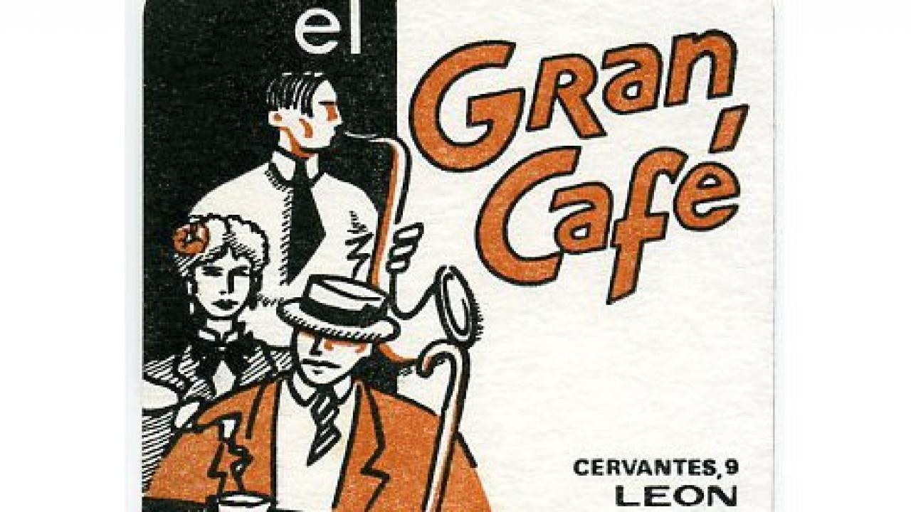 Logo de El Gran Café León