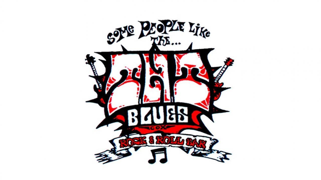 Logo de TNT Blues Bar de Cox