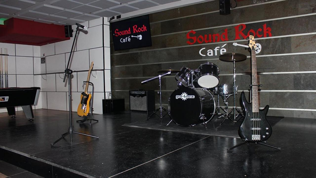 Logo de Sound Rock Café de Murcia