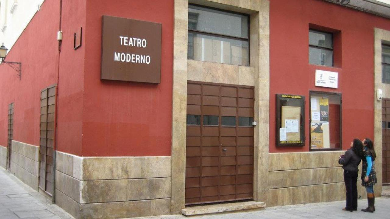 Logo de Teatro Moderno de Guadalajara