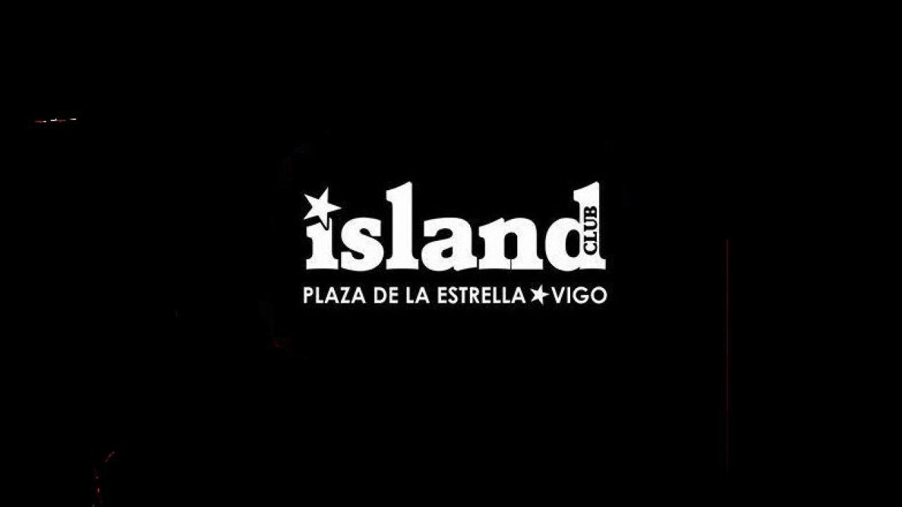 Logo de Discoteca Island Club de Vigo