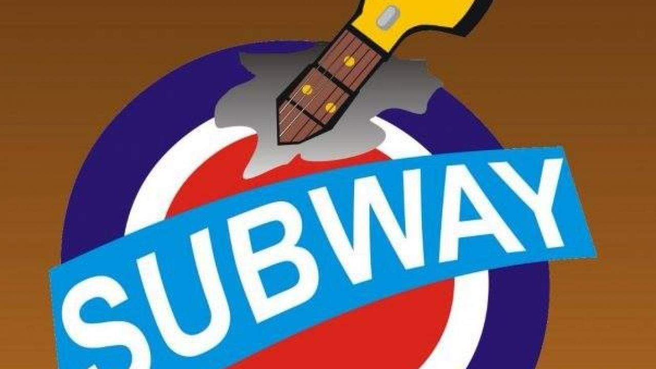 Logo de Sala Subway The Pop