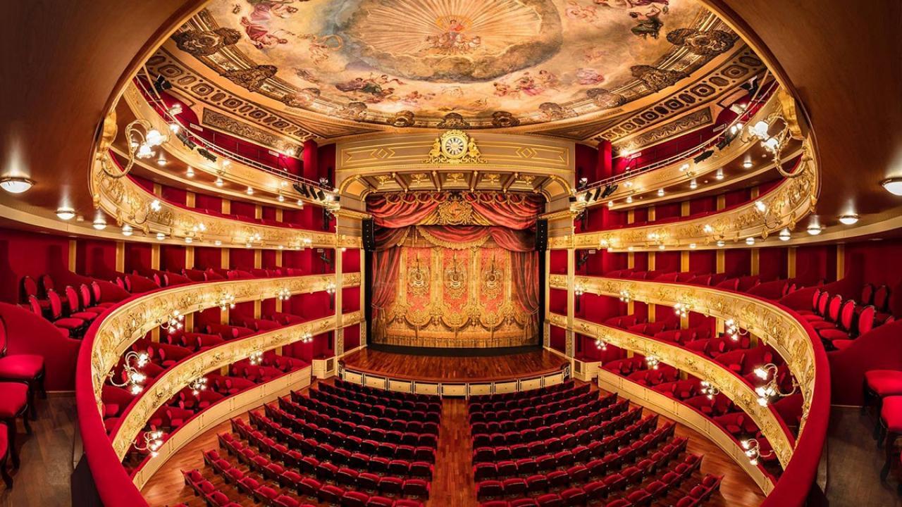 Logo de Teatro Principal de Palma de Mallorca
