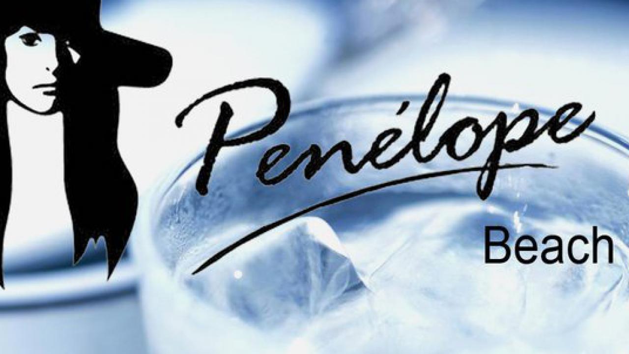 Logo de Penelope Beach Club
