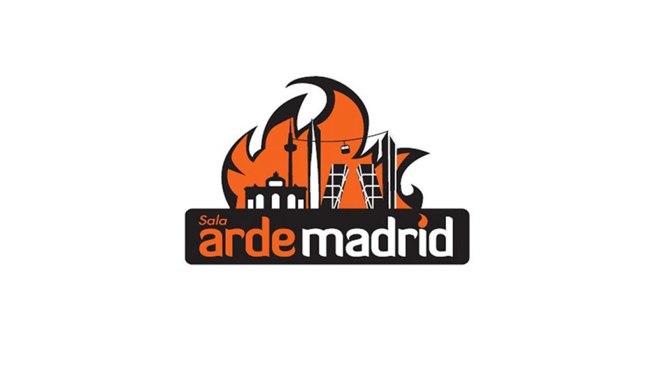 Logo de Sala Ardemadrid