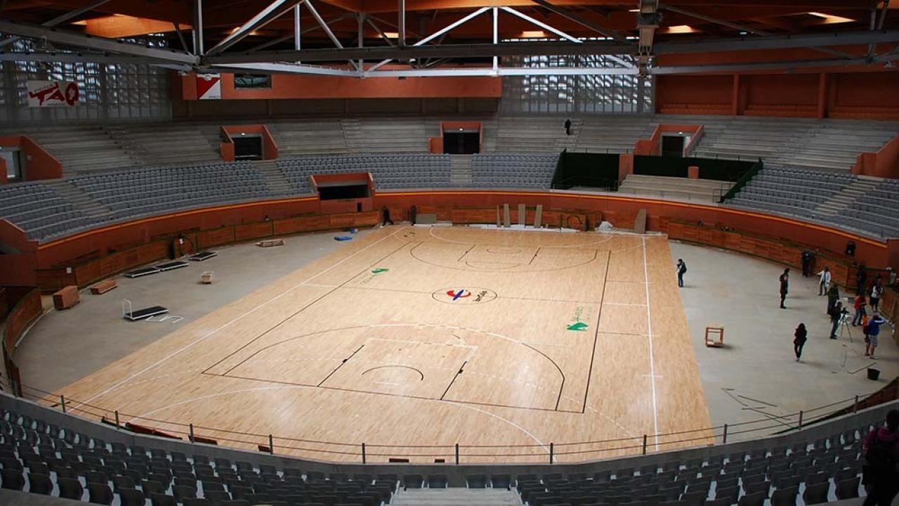 Logo de Arnedo Arena