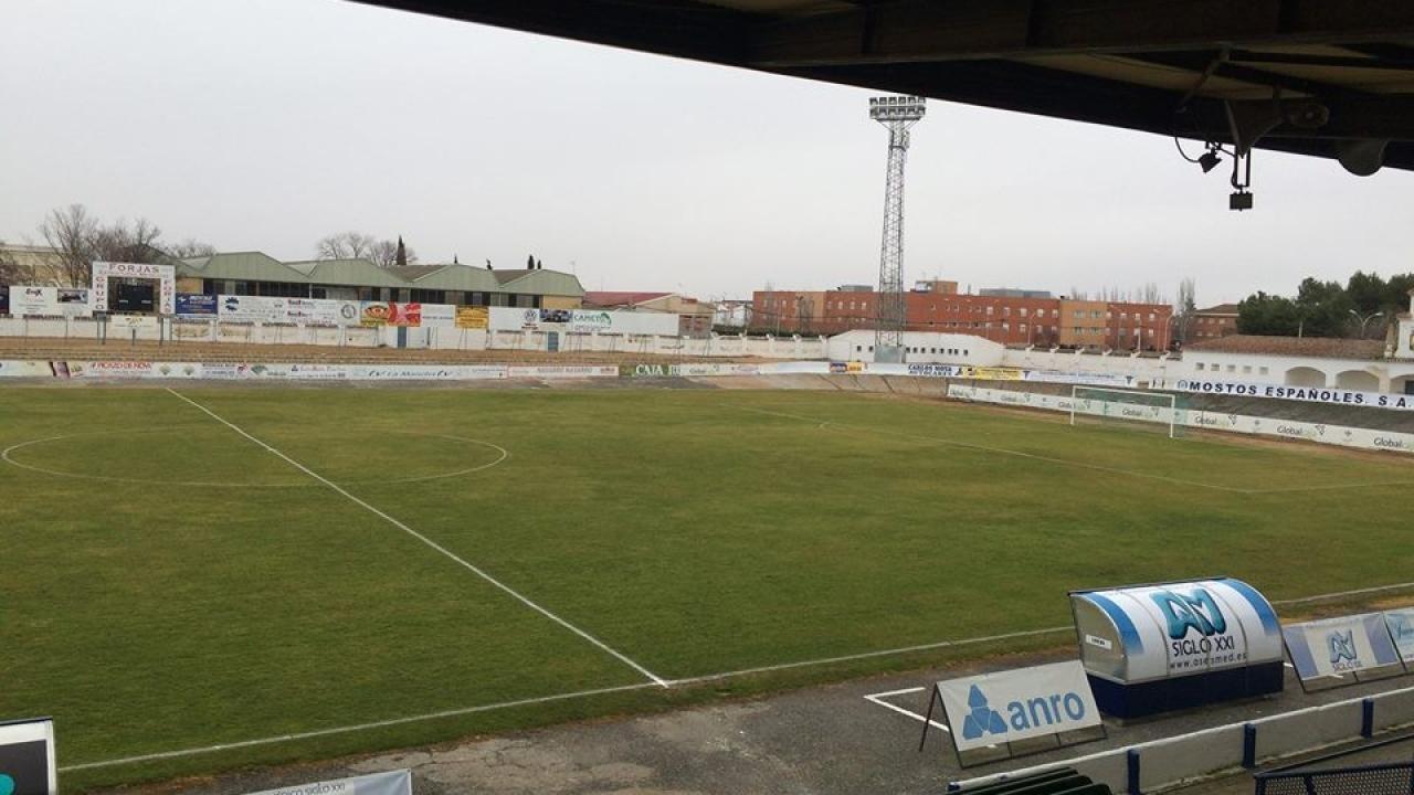 Logo de Estadio Municipal Paco Gálvez