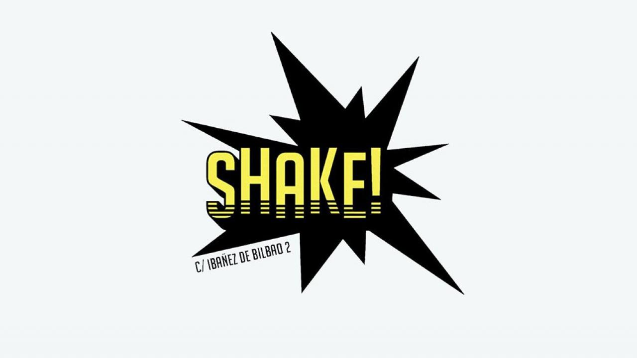 Logo de Sala Shake! de Bilbao