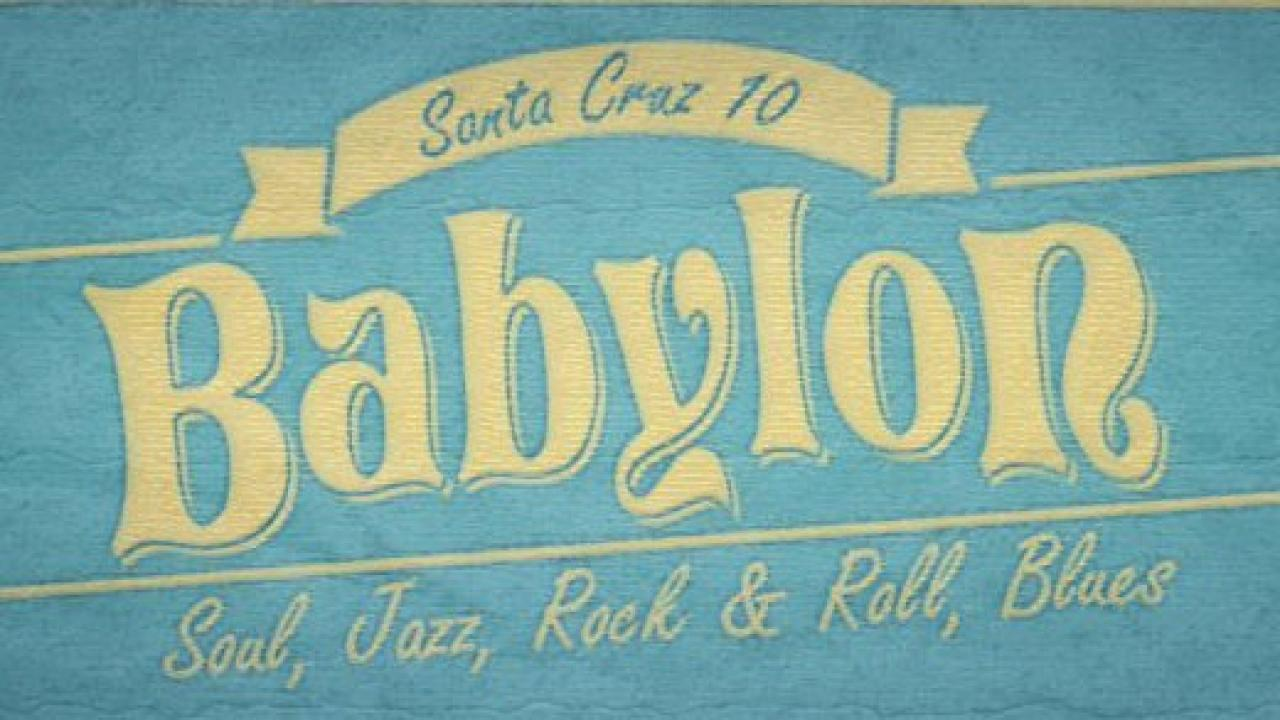 Logo de Sala Babylon de León
