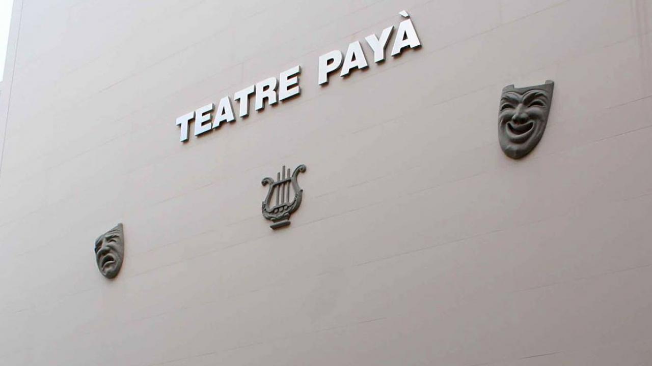 Logo de Teatre Payà de Burriana