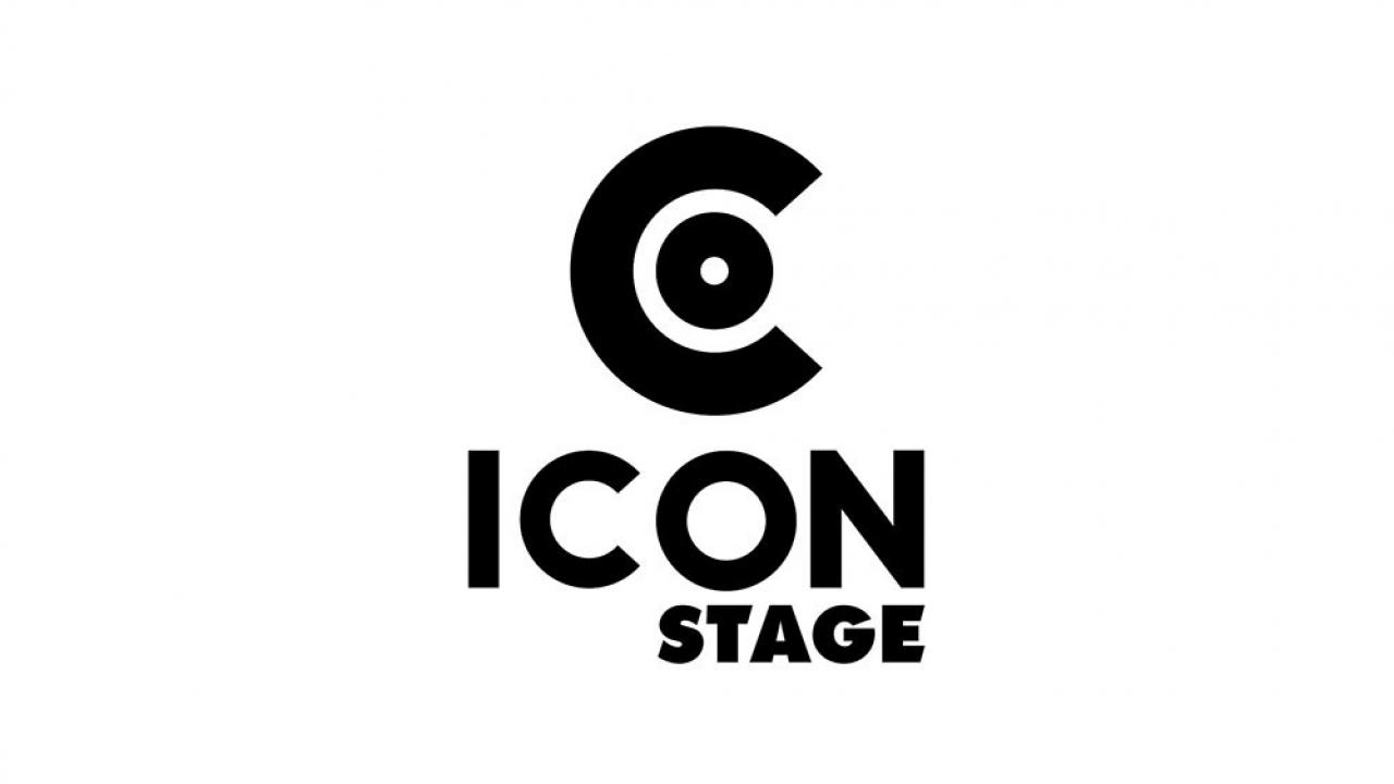 Logo de Icon Stage de Madrid