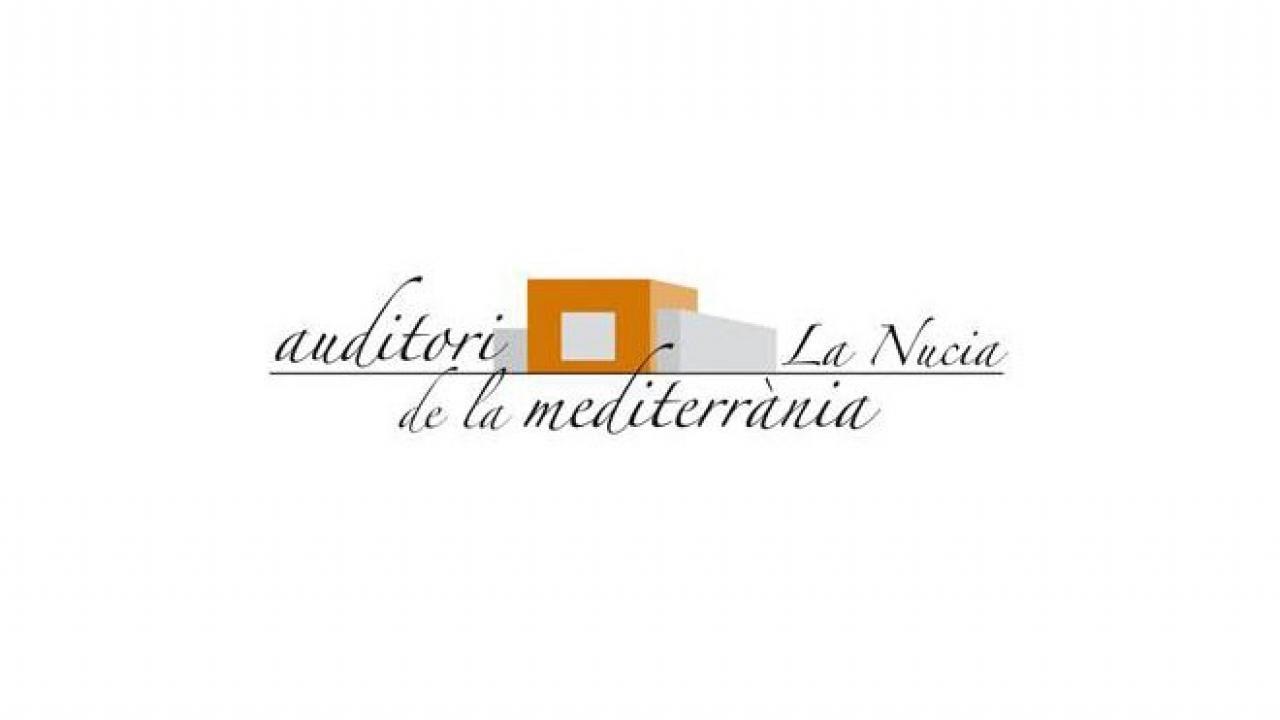 Logo de Auditori de la Mediterrània La Nucia