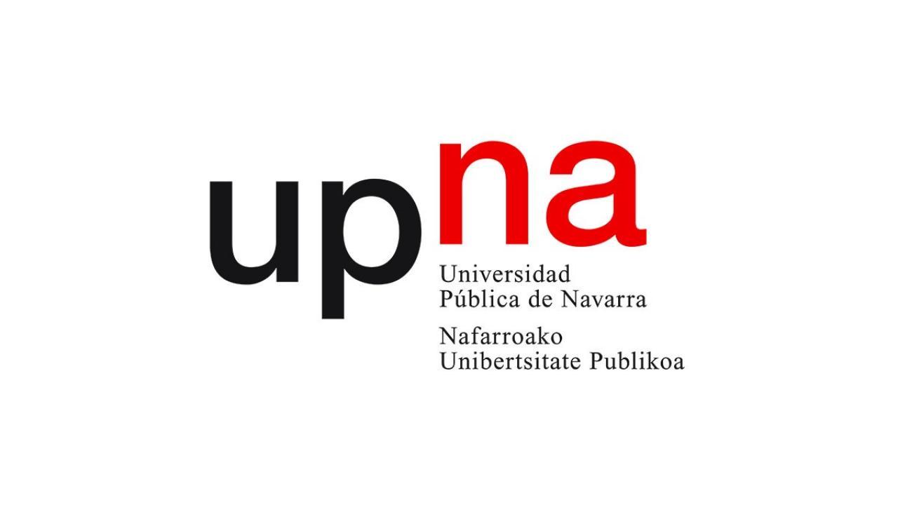 Logo de Universidad Pública de Navarra UPNA