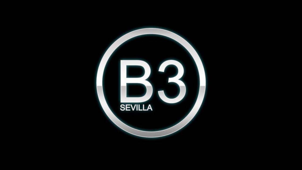 Logo de Discoteca B3 de Sevilla