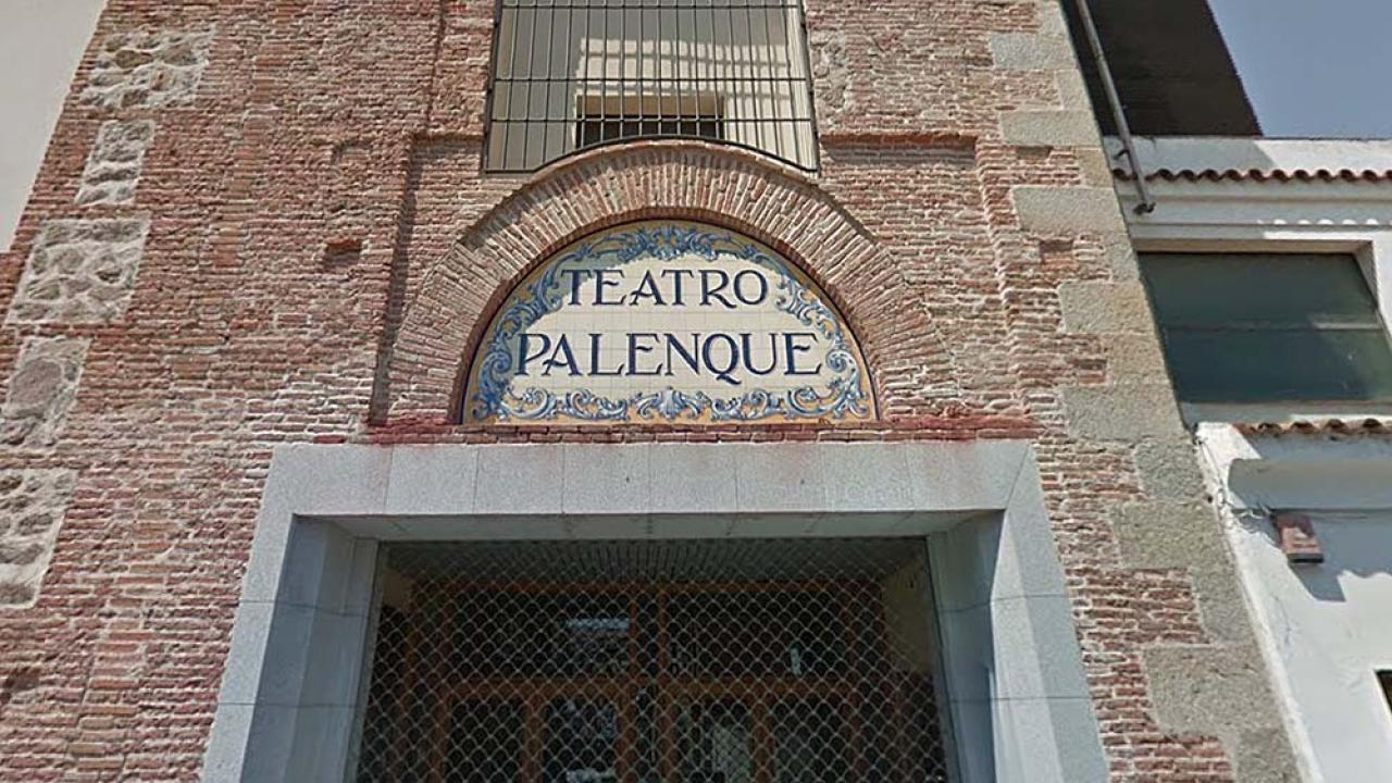 Logo de Teatro Palenque de Talavera de la Reina