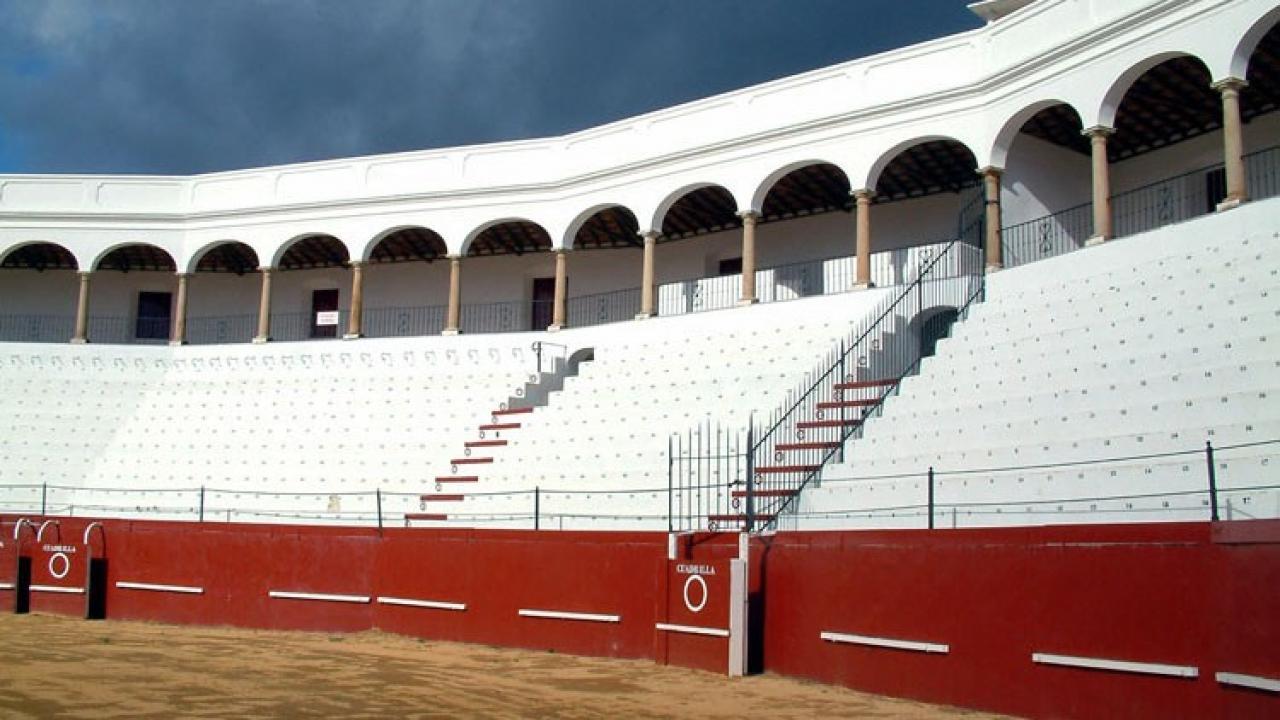 Logo de Plaza de Toros de San Roque