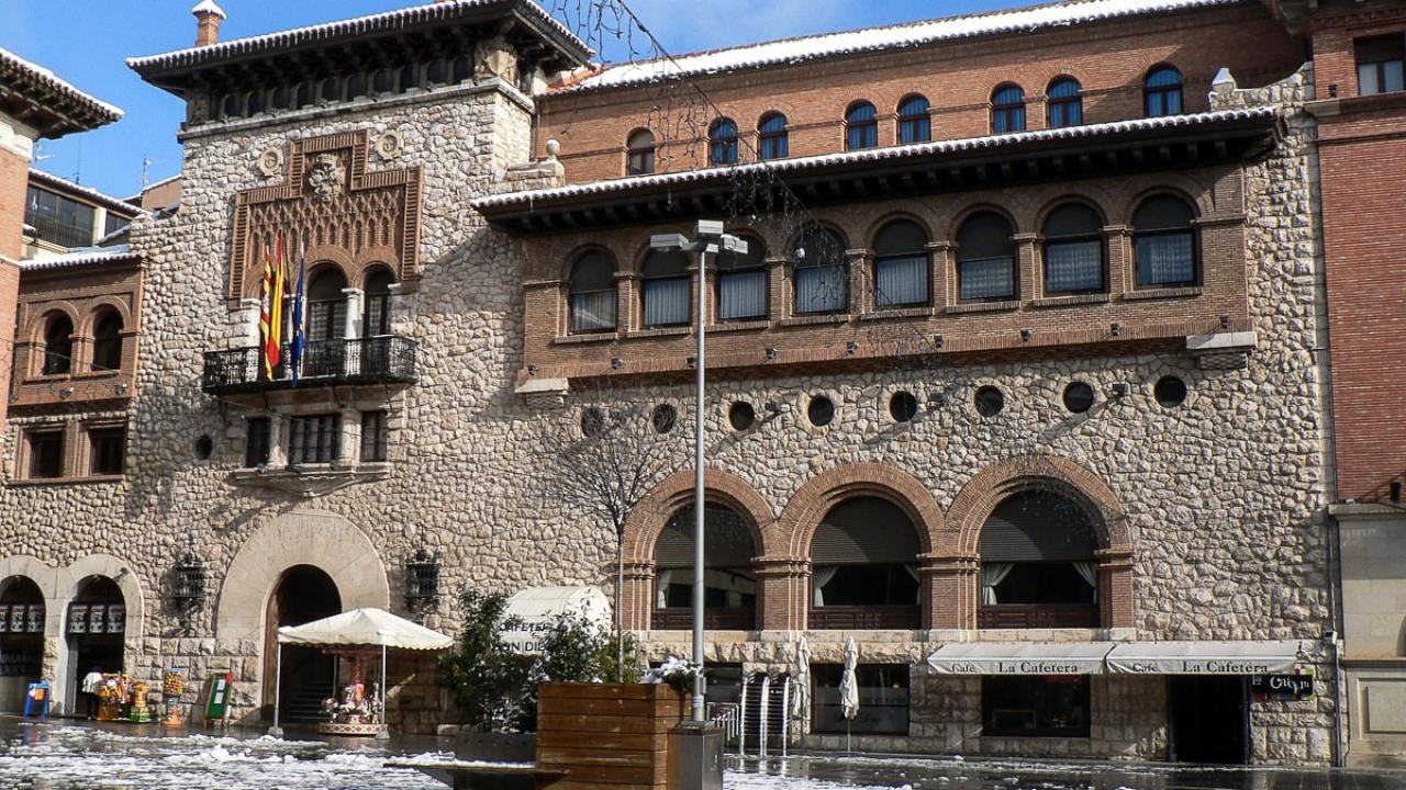 Logo de Teatro Marín de Teruel
