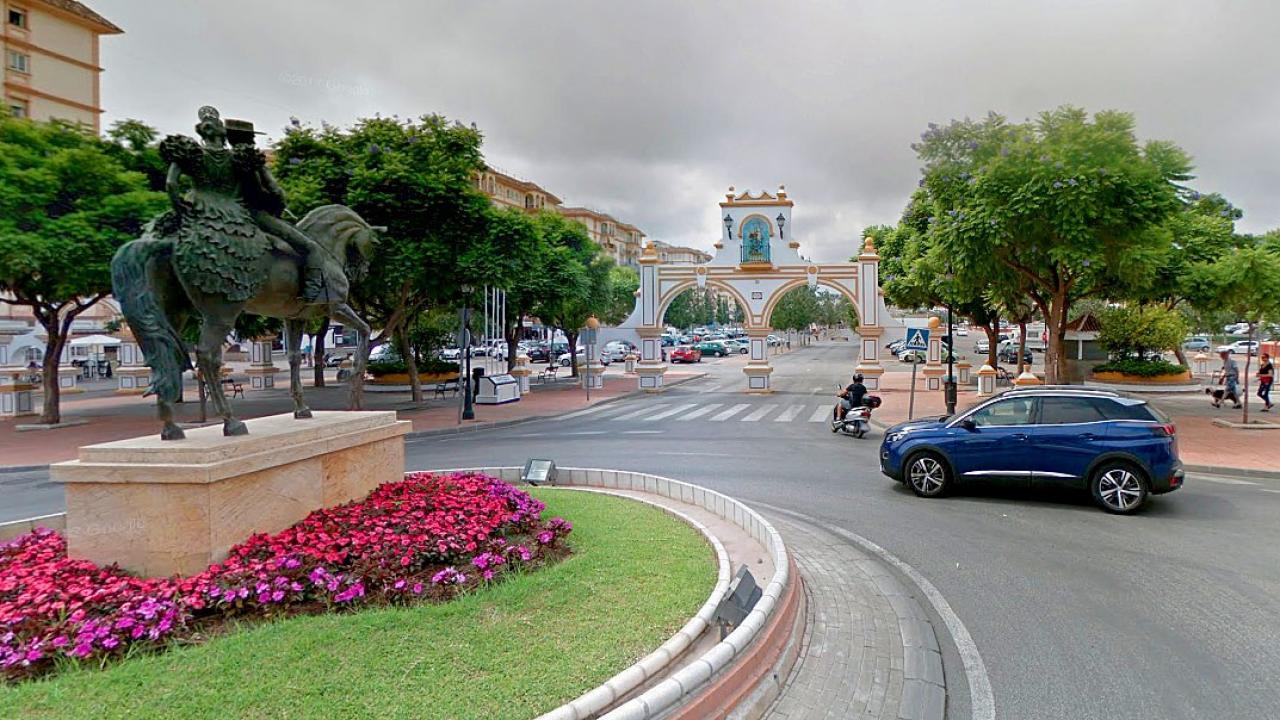 Logo de Recinto Ferial de Fuengirola