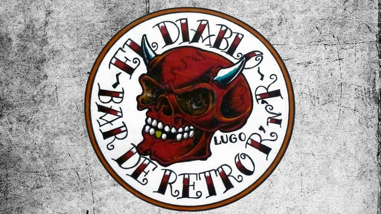 Logo de Diablo Bar de Lugo
