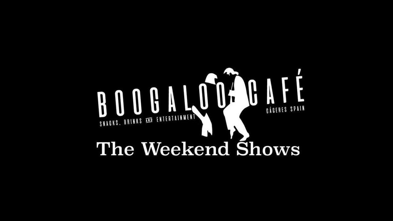 Logo de Sala Boogaloo Café