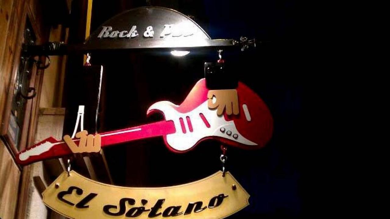 Logo de El Sótano Rock & Pub