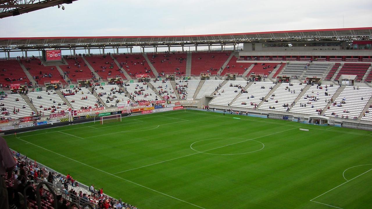Logo de Estadio Nueva Condomina