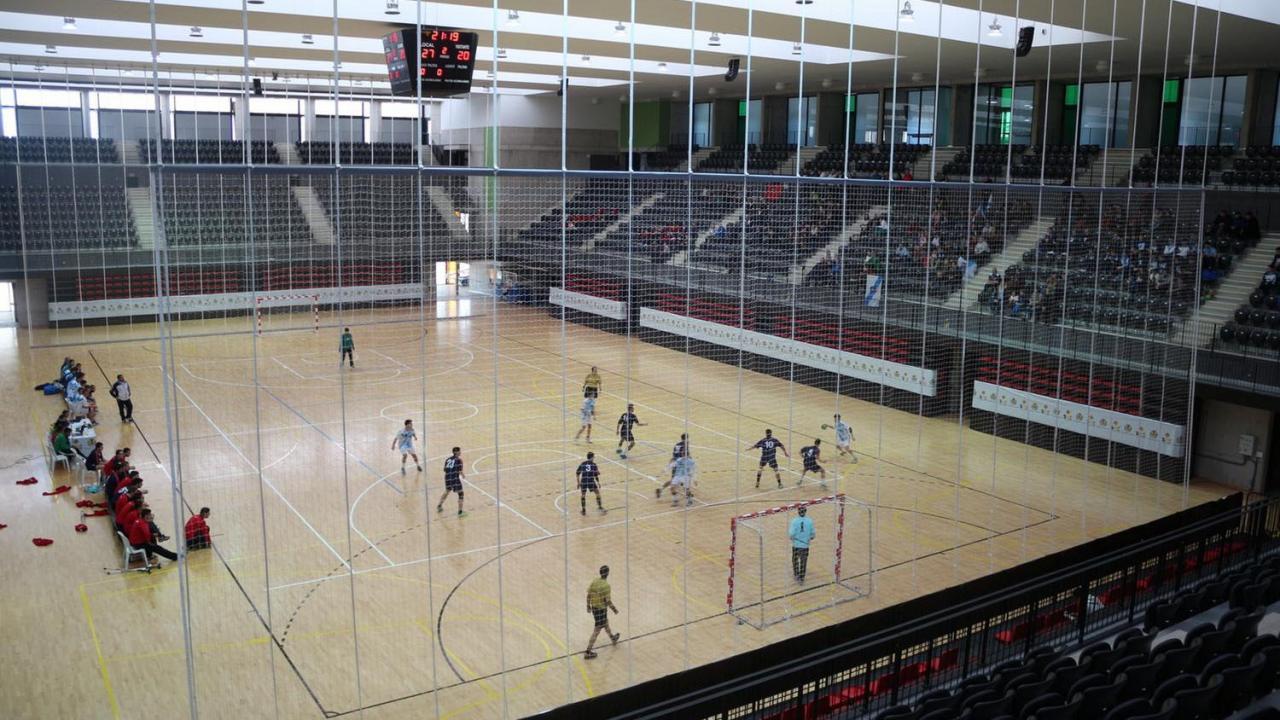 Logo de Centro de Tecnificación Deportiva de Villareal