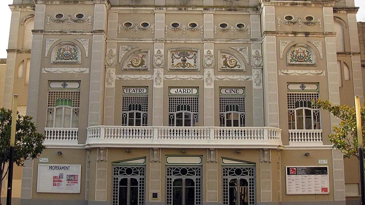 Logo de Teatre Municipal El Jardí de Figueres