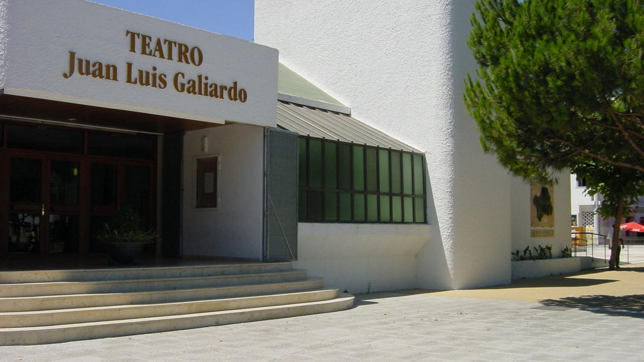 Logo de Teatro Juan Luis Galiardo