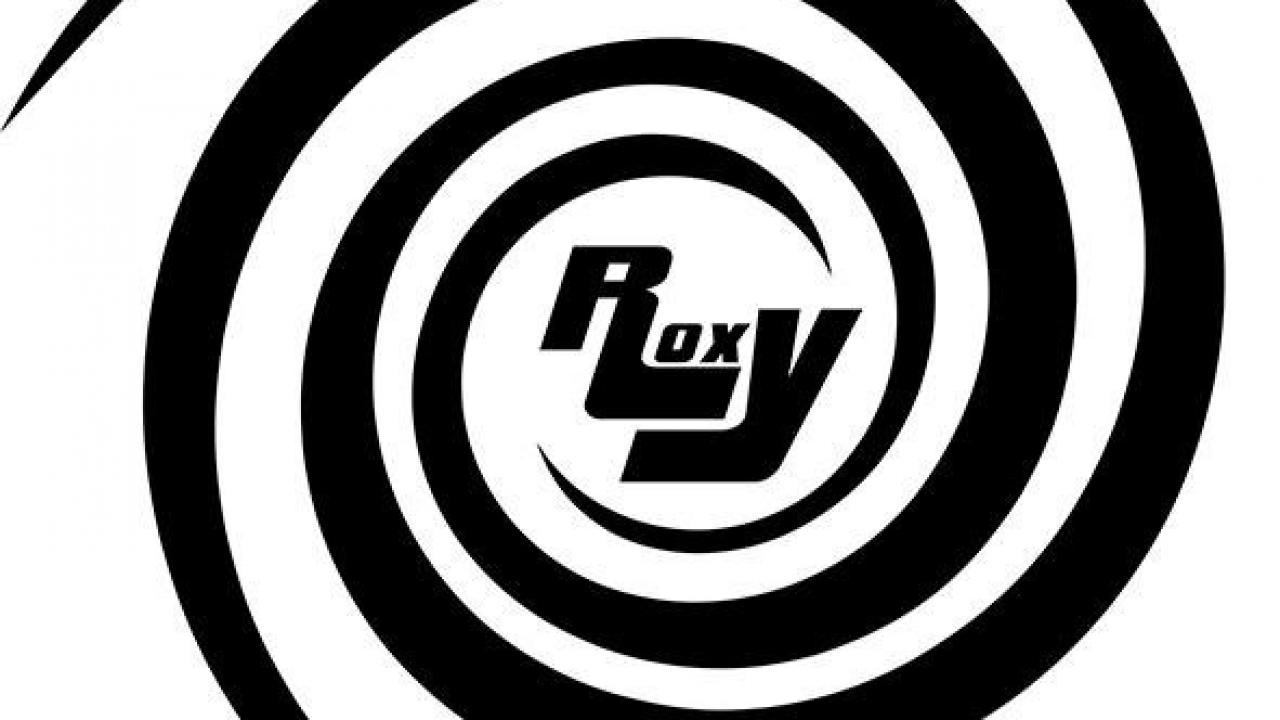 Logo de Sala Roxy