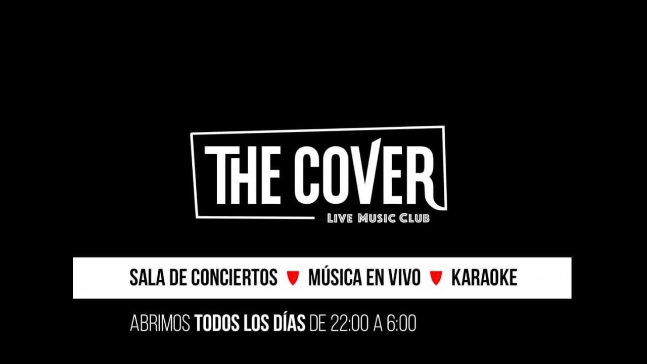 Logo de The Cover Live Music