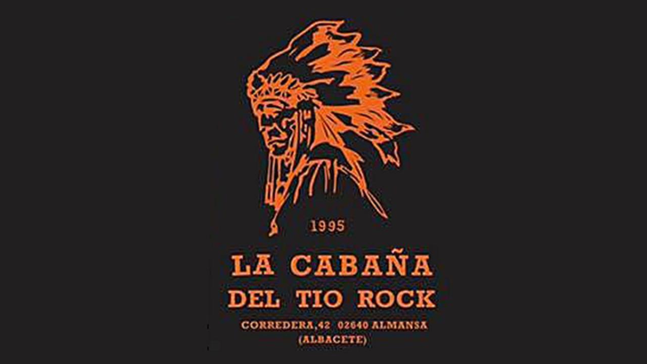 Logo de Cabaña del Tío Rock de Almansa