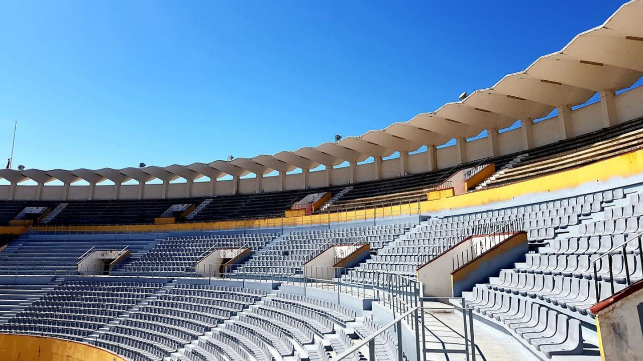 Logo de Marbella Arena (Puerto Banús)