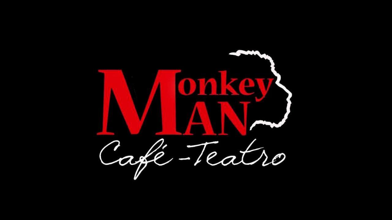 Logo de Café Teatro Monkey Man