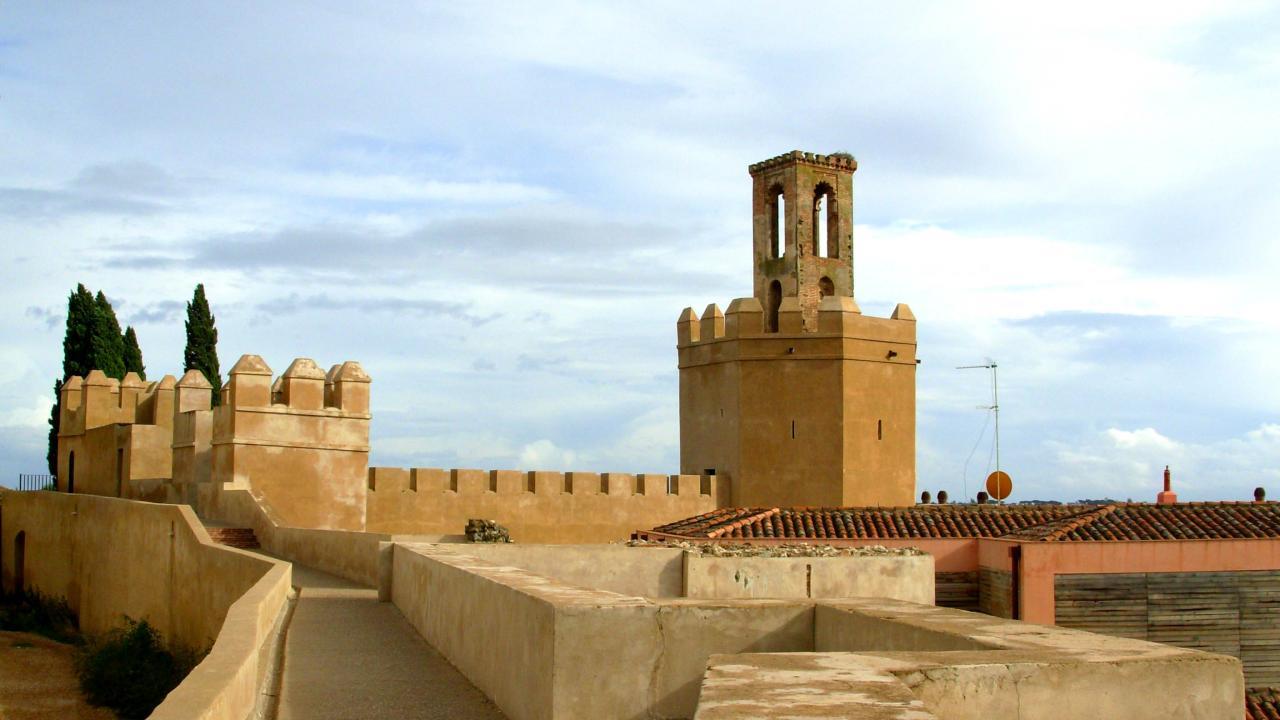 Logo de Alcazaba-Castillo de Badajoz