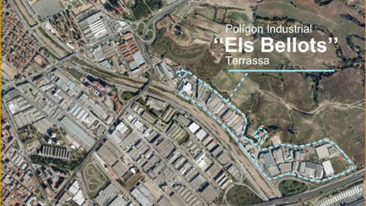 Logo de Recinto Els Bellots