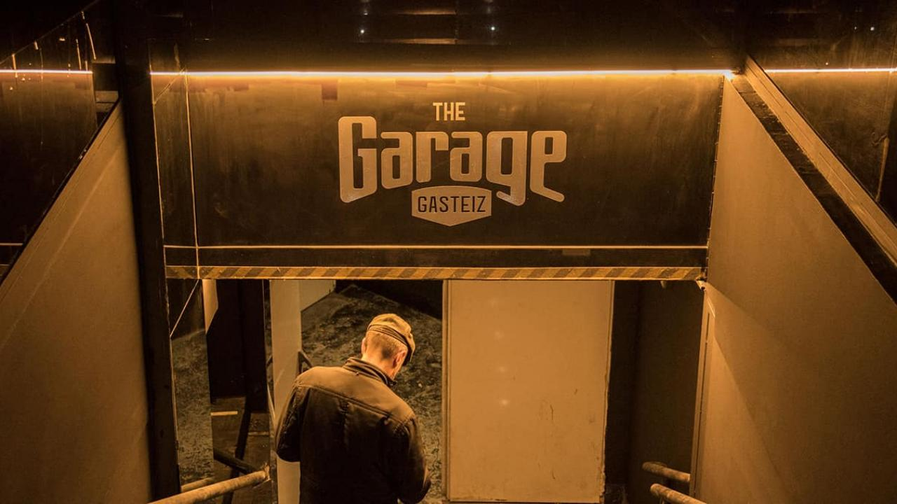 Logo de The Garage Gasteiz