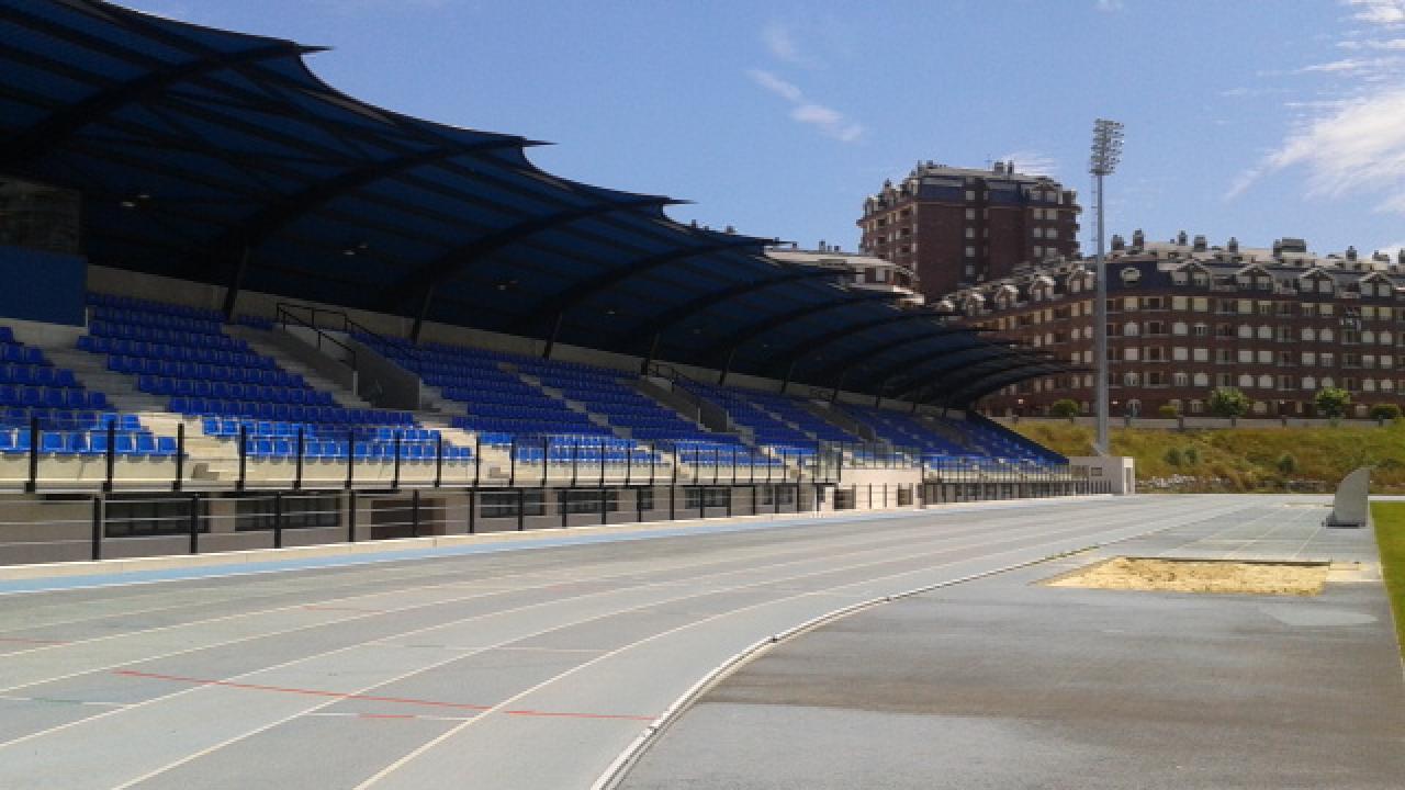 Logo de Estadio Riomar de Castro Urdiales