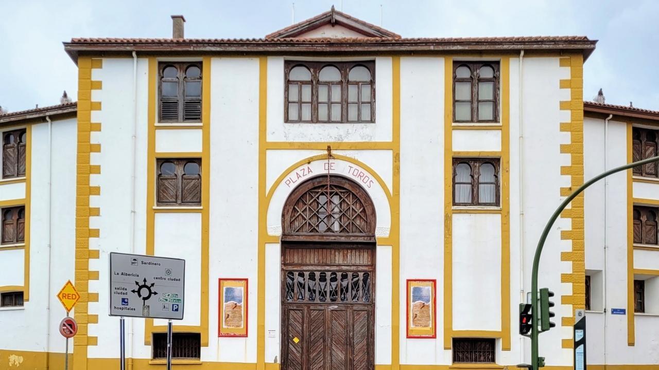 Logo de Plaza de Toros de Santander