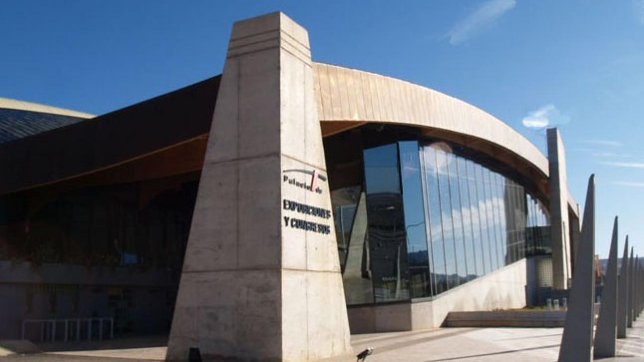 Logo de Palacio de Exposiciones y Congresos de Teruel