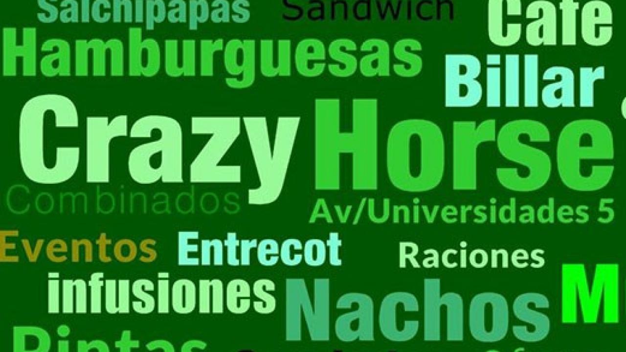 Logo de Sala Crazy Horse