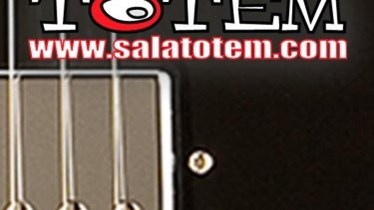 Logo de Sala Totem